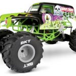 The Axial SMT10™ Grave Digger changes the R/C game