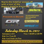Indy Cars and Coffee Cruise to Charity Event